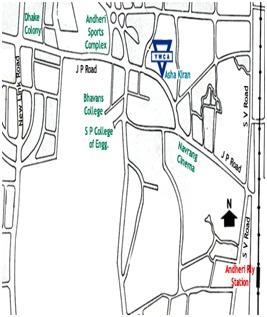 Route Map Dipti Dhaman